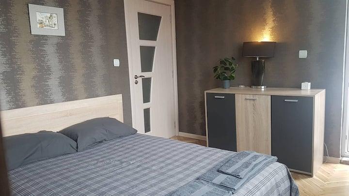 Central Place - Veliko Tarnovo Bedroom