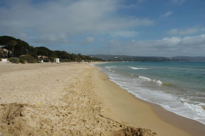 Mas - 30m plage - 6 personnes - Cavalaire-sur-Mer - House