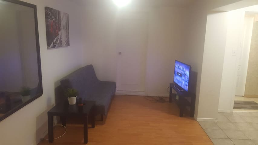 ENTIRE APARTMENT · 1 BED