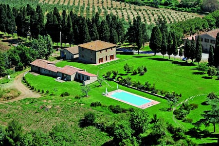 Typical apartment in Maremma with all comforts - Poggi del Sasso