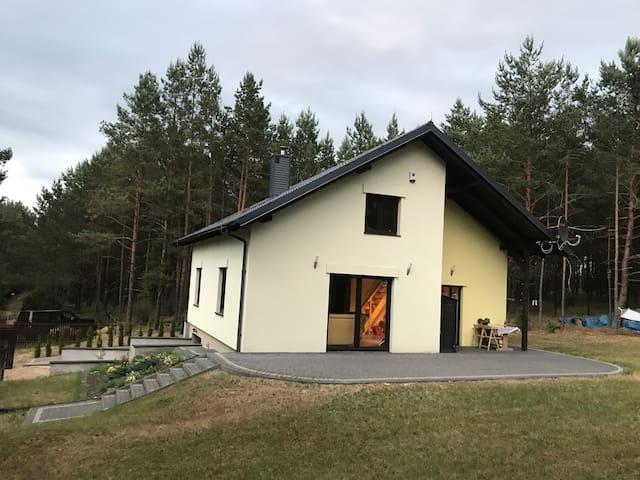 Olpuch-Dom z widokiem.
