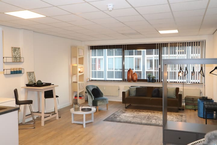 Short Stay studio in het centrum van Venlo