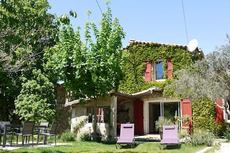 mas Cévenol en pleine nature - Saint-Jean-du-Gard