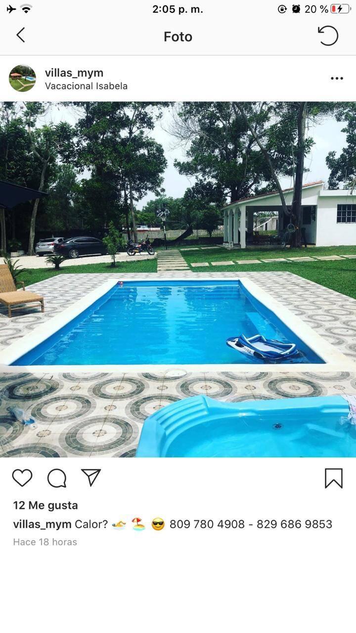 Villas M&M en Vacacinal Isabela