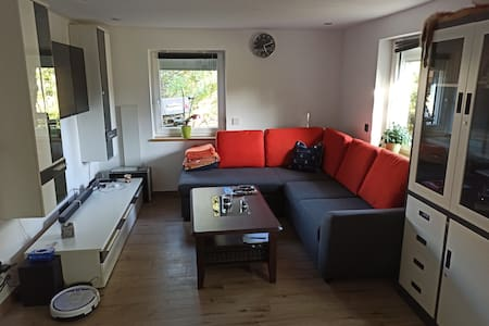 Moderne Wohnung in sehr ruhiger Lager