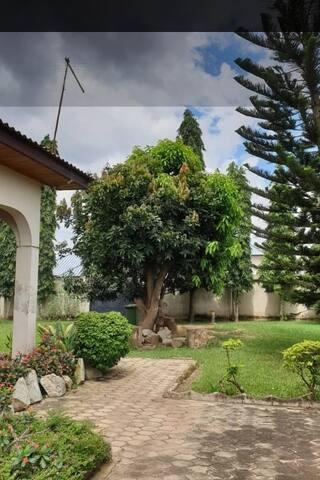 Ideal Tropical Home in Kumasi