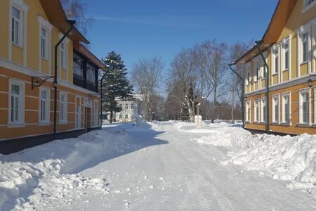 Гостевой Дом при Усадьбе дворян Леонтьевых