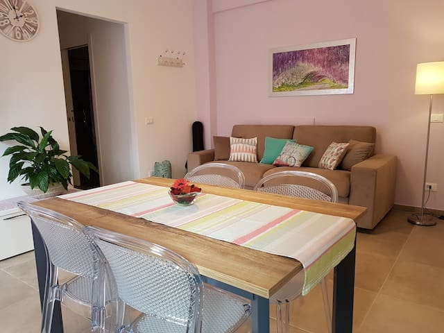 Appartamento in collina - Casetta Uva Fragola