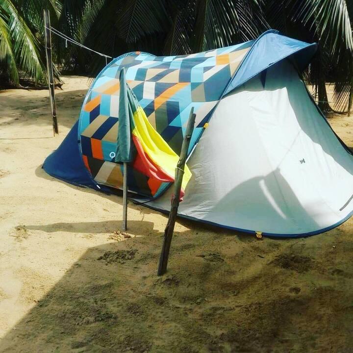 Camping reggae root chez Jahetfils à Ouidah