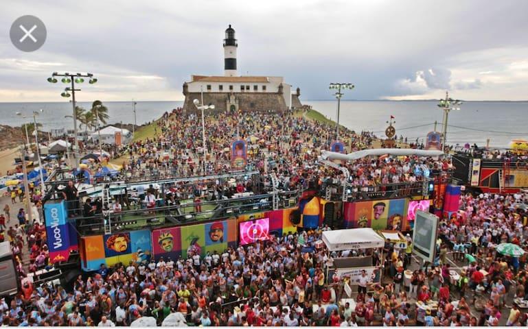 Carnaval em Salvador,  o melhor carnaval do mundo!