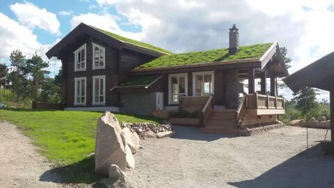 Beautiful Cabin Near Gautefall skicenter