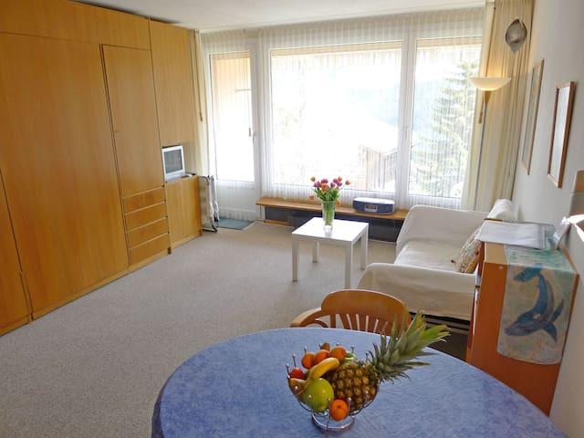 1-Zimmer-Wohnung Promenade für 2 Personen