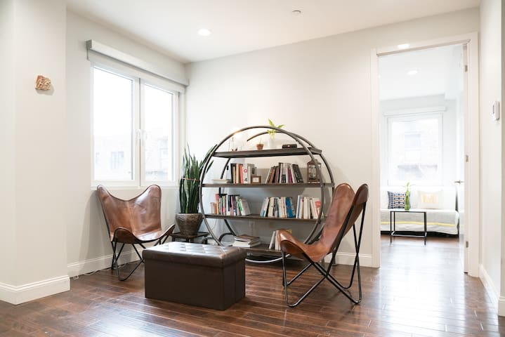 Bright Private Room in Brooklyn