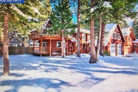 Dundee Forest Retreat - South Lake Tahoe - Ház