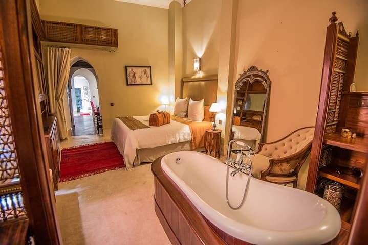 Riad Luxe Avec Piscine/Hammam Marrakech