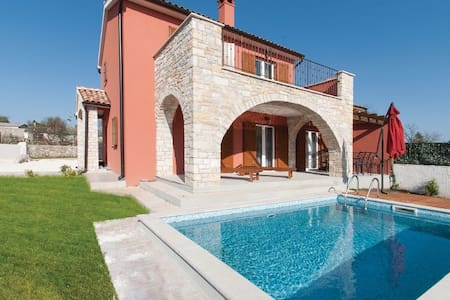 Beatiful Newly built Villa, Istria - Kontešići