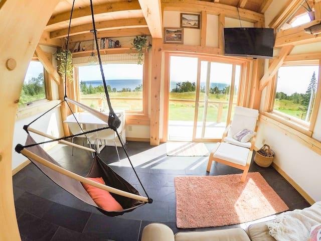 Agua Norte Cabin: Grand Marais, Lake Superior View