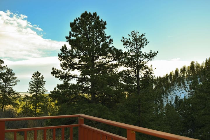 Monthly Rates Available *New* Great Palmer Lake Location, 4 BR, 2 BA, Large Deck, WiFi, Garage