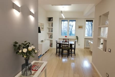 Architect's home - 5 min from the city center