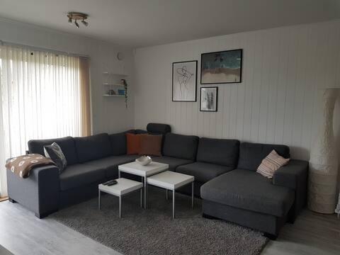 Apartamento acolhedor com boas instalações ao ar livre