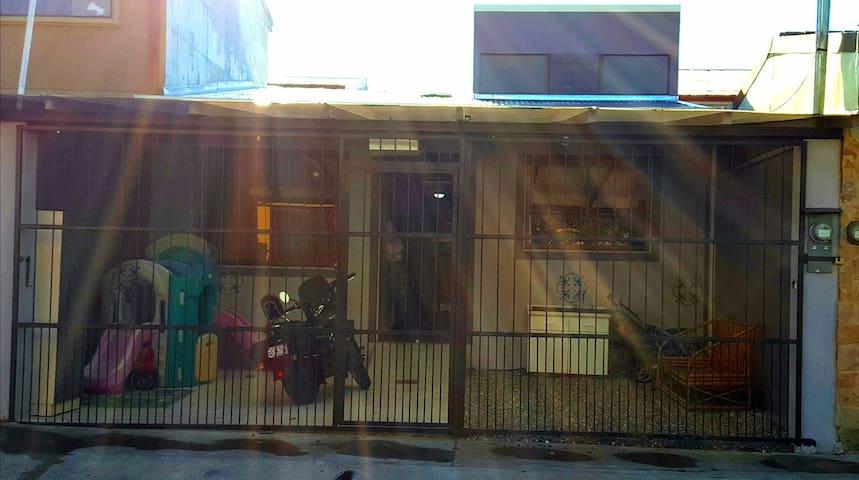 La casa de Tía Lu