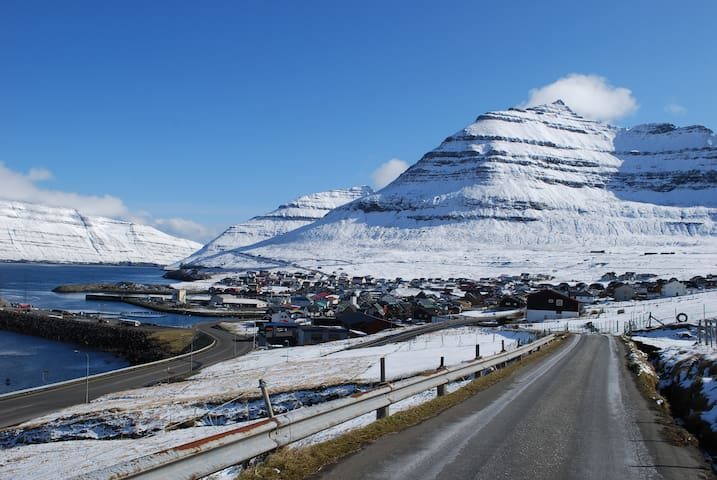 visitHOMES Faroe Islands - Leirvík - Bed & Breakfast