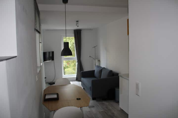 Schöne kleine Wohnung im Martinsviertel!