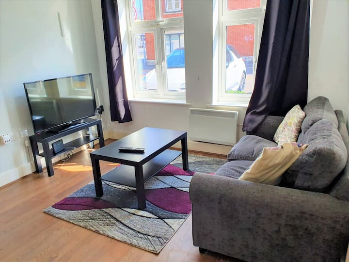 1 Bedroom Homely Apartment - Central Old Town