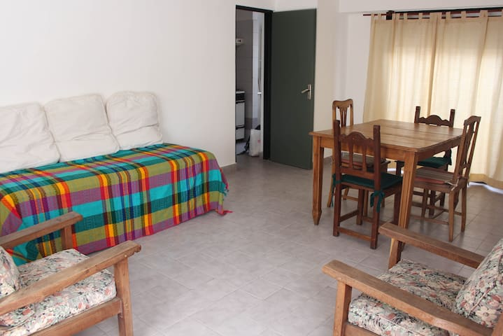 Beautiful apartment 50 mts from the beach!
