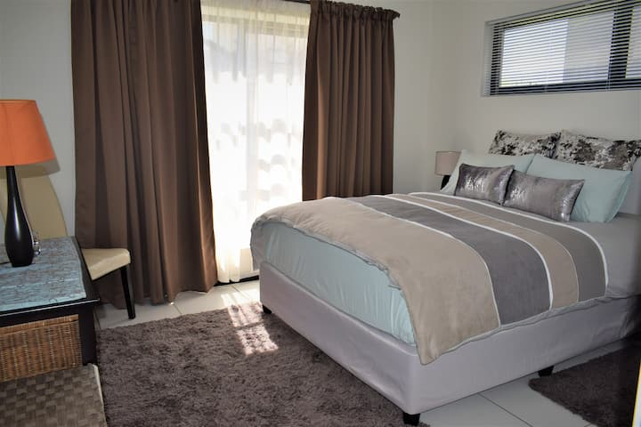 Stunning bedroom in Brand New Complex in Sandton!