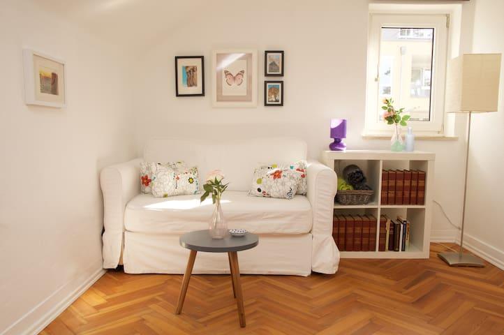 Schöne 2 Zimmer Wohnung in Darmstadt-Bessungen - Darmstadt - Appartement