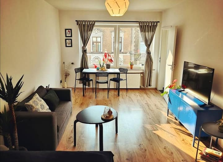 Center Apartment close to Messe & Oldtown
