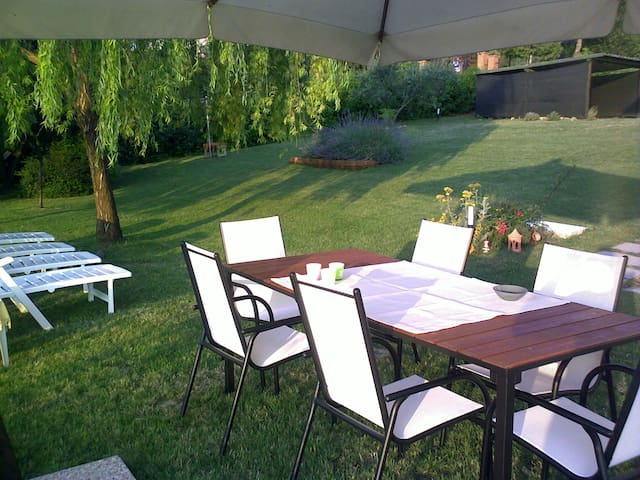 Villa Iapi tra le colline Romagnole - Diolaguardia - Villa