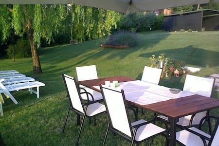 Villa Iapi tra le colline Romagnole - Diolaguardia