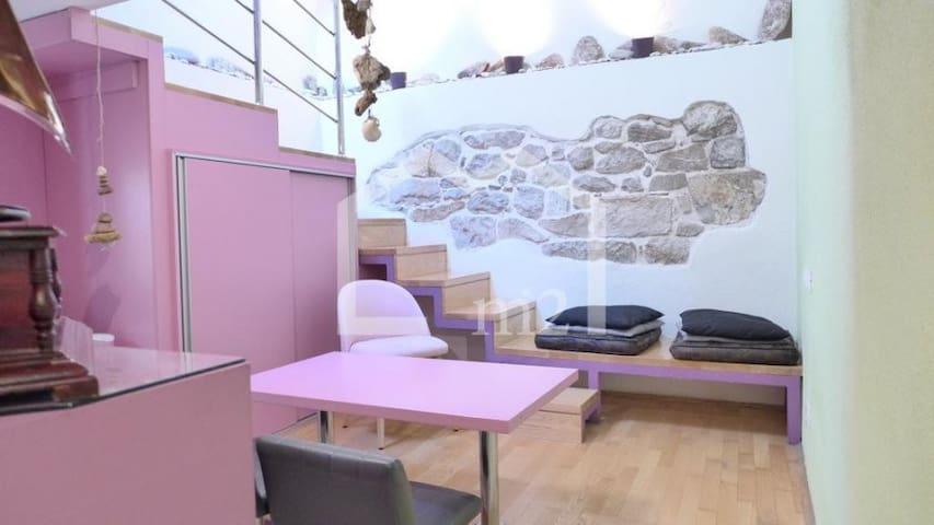 Studio Ema Violet Split