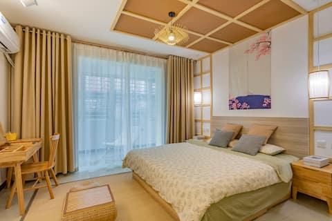 【日式.极简】一居室,紧邻北国先天下,保广万博