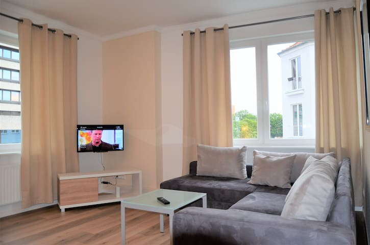 Modern apartment in Hannover Centrum - City Flat