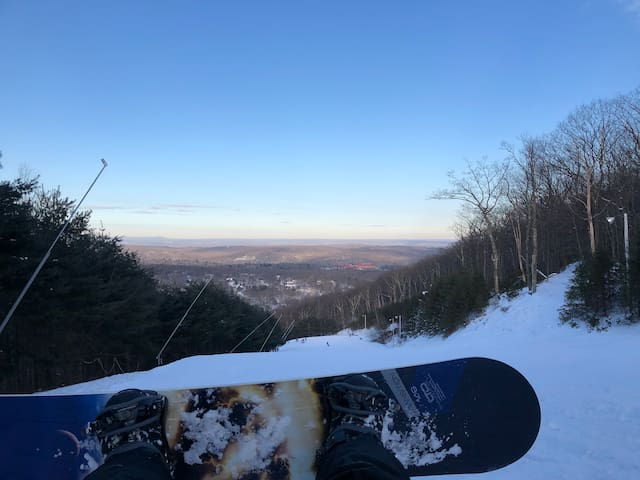 Camelback is Open! - Heart of the Poconos