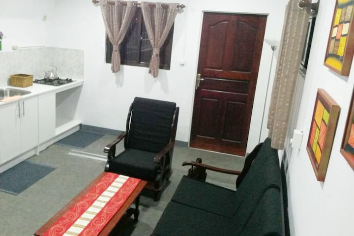 "Nice and cozy apartment ""FAITH"" Paramaribo"