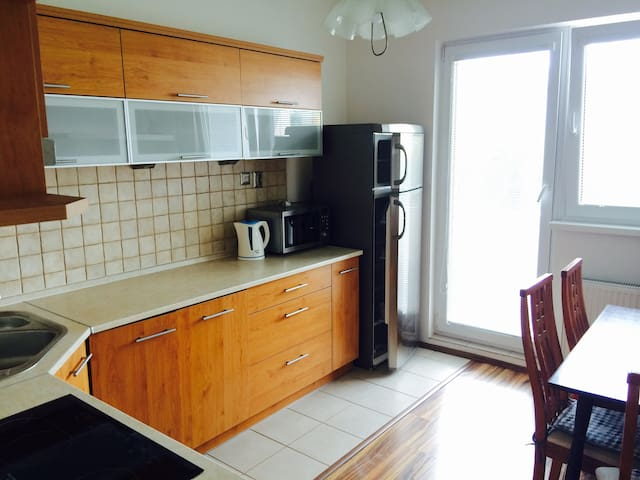 Sunny apartment - Žilina - Appartement