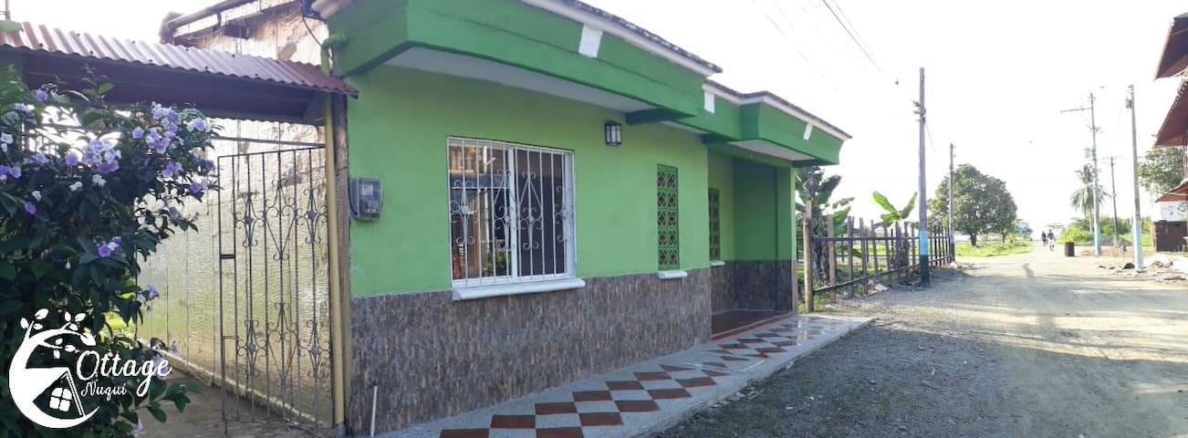 Cottage Nuquí