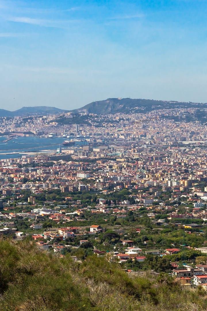 Metropolitan area o Napoli