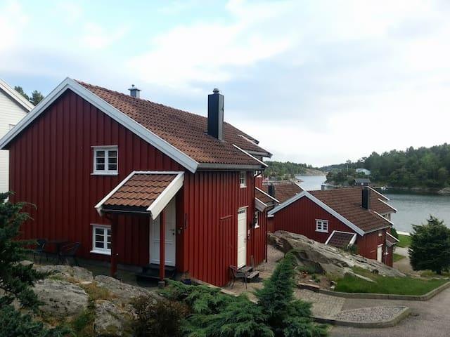 Basstuvåga feriesenter, Trysnes - Vest-Agder - Apartamento