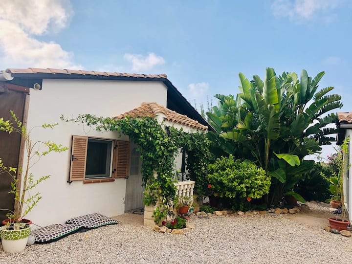 Lovely Studio; attached to finca, close to beach