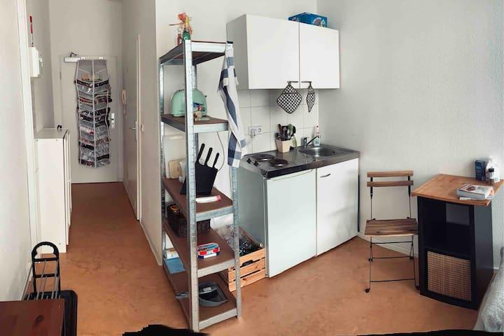 Niedliches Appartement im Herzen von Dresden