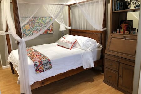 Iao Guest Suite-Tranquil and Tropical Ocean Views