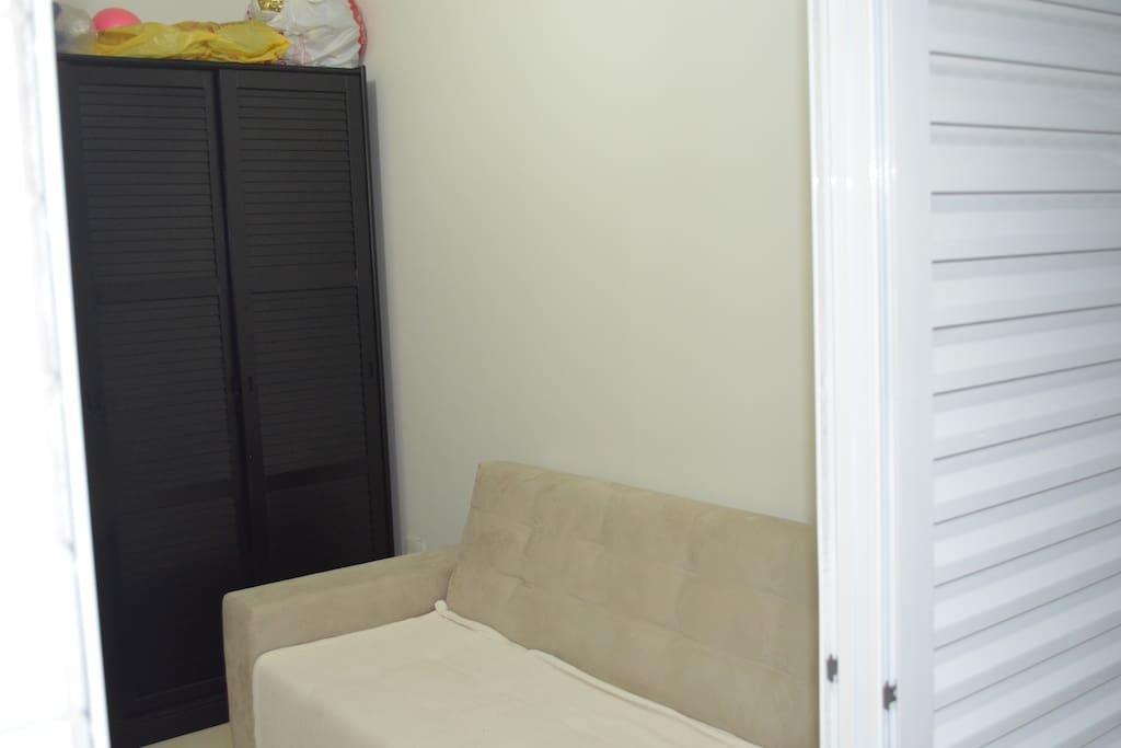 Quarto 2  sofa Bi-cama