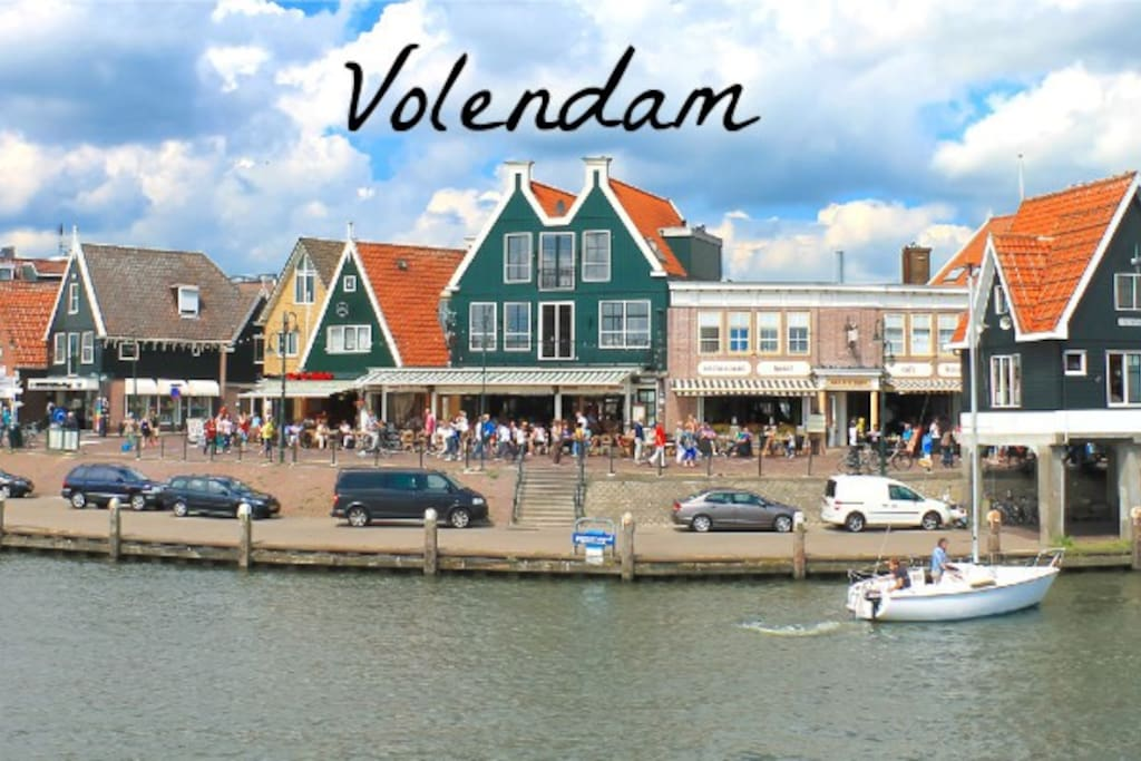 VOLENDAM 魚村