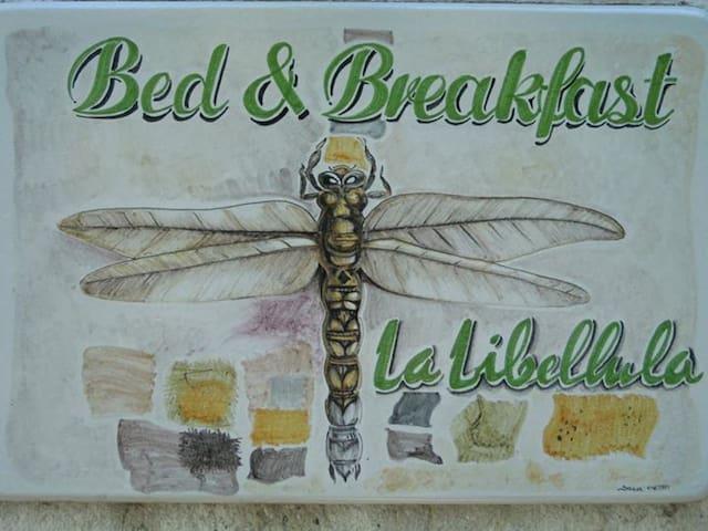 B&B la libellula camera superior