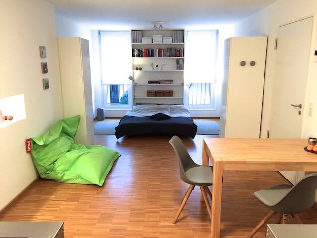 Studio im Paradies (KN) - Konstanz - Huoneisto
